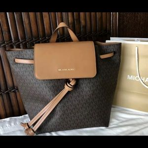 Michael Kors Bags   268 Junie Backpack Mk Bag   Poshmark